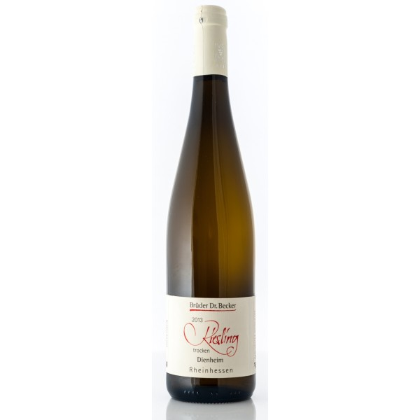 Dienheim Riesling trocken, VDP Ortswein, Weingut Brüder Dr. Becker, Biowijn.shop