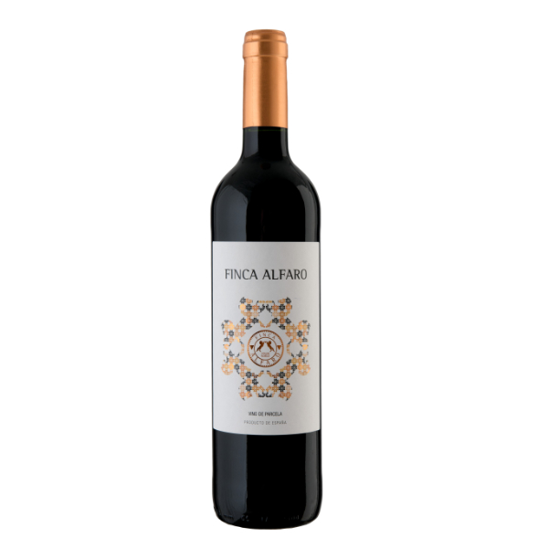 Finca Alfaro Tempranillo - Garnacha Tintorera, Viñedos & Bodegas, Vegalfaro, rood, biowijn.shop