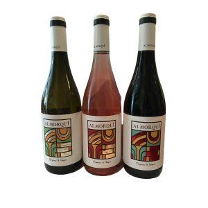 proefpakket Almorqui, La bodega de Pinoso | biowijn.shop